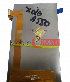 Lcd Display Screen For Lava Xolo A550s IPS
