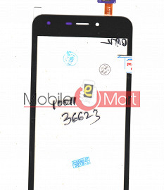 Touch Screen Digitizer For Intex Aqua Trend Lite