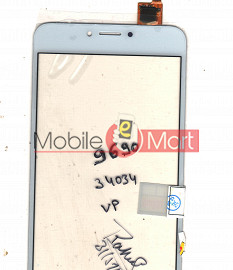 Touch Screen Digitizer For Micromax Yu Yunicorn 5530