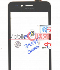 Touch Screen Digitizer For Huawei LUA-L22