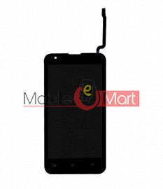 Lcd Display With Touch Screen Digitizer Panel For Intex Aqua Pro