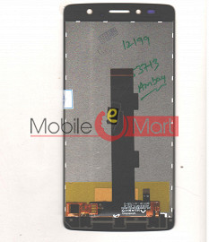 Lcd Display With Touch Screen Digitizer Panel For Intex Elyt e1