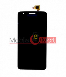 Lcd Display With Touch Screen Digitizer Panel For Intex Aqua Young 4G