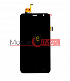 Lcd Display With Touch Screen Digitizer Panel For Karbonn Titanium Dazzle S201