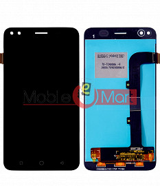 Lcd Display With Touch Screen Digitizer Panel For Micromax Canvas 1 C1