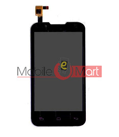 Lcd Display With Touch Screen Digitizer Panel For Micromax A61 Bolt