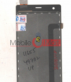 Lcd Display With Touch Screen Digitizer Panel For Micromax Canvas 5 Lite Q463
