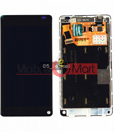 Lcd Display With Touch Screen Digitizer Panel For Nokia N9