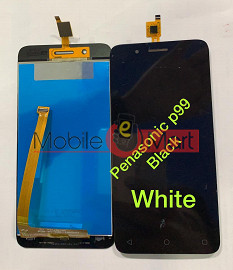 Lcd Display With Touch Screen Digitizer Panel For Panasonic P99