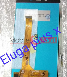 Panasonic Eluga Pulse X folder combo