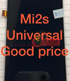 Xiaomi MI2S folder combo