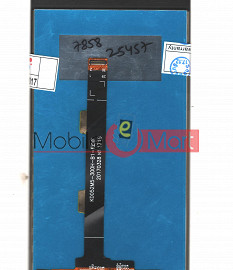 Lcd Display With Touch Screen Digitizer Panel For InFocus Turbo 5