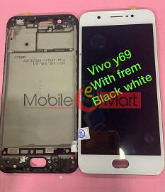 Lcd Display With Touch Screen Digitizer Panel For Vivo Y69