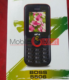Spice Boss 5506 black