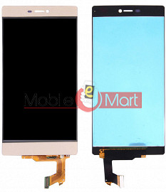 Lcd Display With Touch Screen Digitizer Panel For Huawei P8
