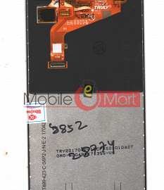 Lcd Display With Touch Screen Digitizer Panel For Tecno i3