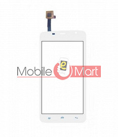 Touch Screen Digitizer For Spice Mi-504 Smart Flo Mettle 5X