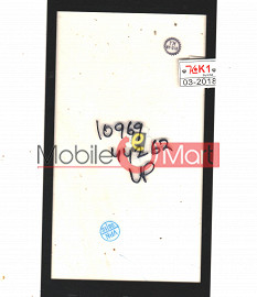 Touch Screen Digitizer For Karbonn Titanium Pop S315