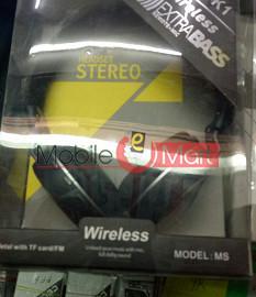 MS-K1 Wireless Portable Stereo Bluetooth Headphone