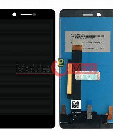 Lcd Display With Touch Screen Digitizer Panel For Nokia 7
