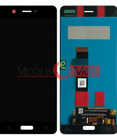 Lcd Display With Touch Screen Digitizer Panel For Nokia 5