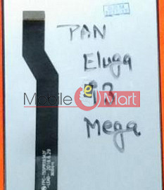 Lcd Display With Touch Screen Digitizer Panel For Panasonic Eluga I3 Mega