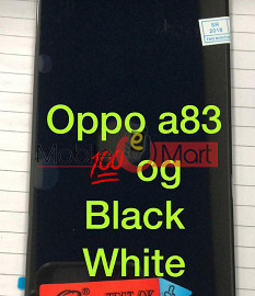 Lcd Display With Touch Screen Digitizer Panel For Oppo A83