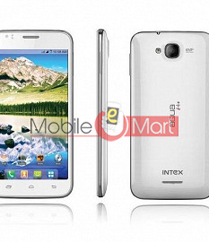 Touch Screen Glass For Intex Aqua i4