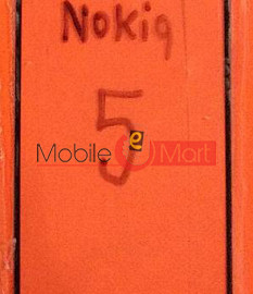 Touch Screen Glass For Nokia 5