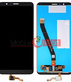 Lcd Display With Touch Screen Digitizer Panel For Huawei Honor 7X