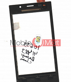 Touch Screen Digitizer For Intex Aqua Viturbo