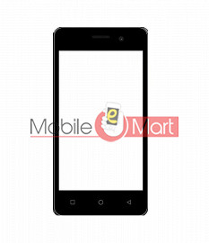 Touch Screen Digitizer For  Intex Aqua 4G mini