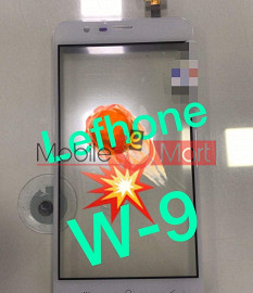 Touch Screen Digitizer For Lephone W9