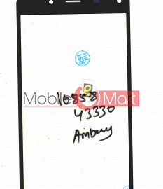 Touch Screen Digitizer For Karbonn Titanium Jumbo 2