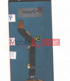 Lcd Display With Touch Screen Digitizer Panel For Tecno Camon IN5