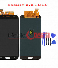 Lcd Display With Touch Screen Digitizer Panel For Samsung Galaxy J7 Pro SM-J730