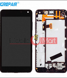 Lcd Display With Touch Screen Digitizer Panel For Microsoft Nokia Lumia 650