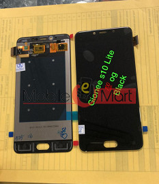 Lcd Display With Touch Screen Digitizer Panel For Gionee S10 Lite
