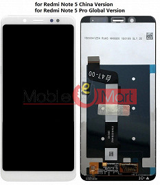Lcd Display With Touch Screen Digitizer Panel For Redmi Note 5 Pro