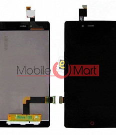 Lcd Display With Touch Screen Digitizer Panel For Nubia Z9 Mini