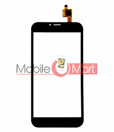 Touch Screen Digitizer For Intex Turbo Plus 4G