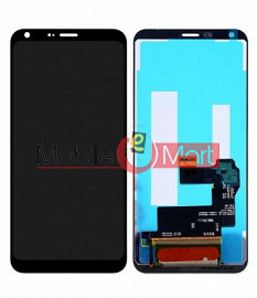 Lcd Display With Touch Screen Digitizer Panel For LG Q6 Plus