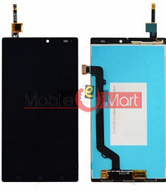 Lcd Display With Touch Screen Digitizer Panel For Lenovo K4 Note