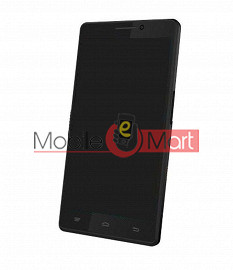 Lcd Display With Touch Screen Digitizer Panel For Intex Aqua Power HD
