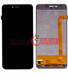 Lcd Display With Touch Screen Digitizer Panel For Comio C2