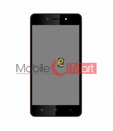 Lcd Display With Touch Screen Digitizer Panel For Itel Wish A41