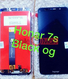 Lcd Display With Touch Screen Digitizer Panel For Huawei Honor 7s