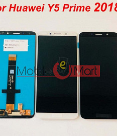 Lcd Display With Touch Screen Digitizer Panel For  Huawei Y5 Prime 2018