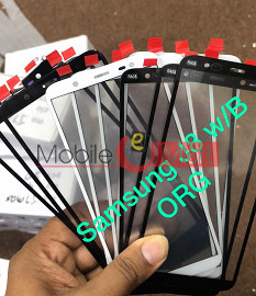 Touch Screen Glass For Samsung Galaxy J8 2018