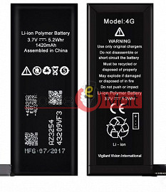 Mobile Battery For iPhone 4G